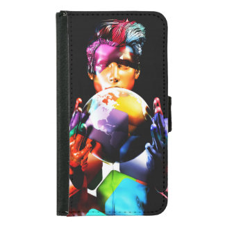 Inclusion and Equality in a Business Organization Samsung Galaxy S5 Wallet Case
