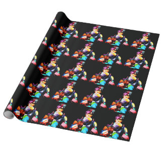 Inclusion and Equality in a Business Organization Wrapping Paper