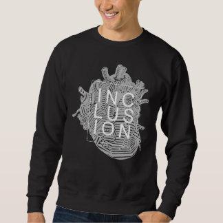 Inclusion Heart Anatomy Sweatshirt