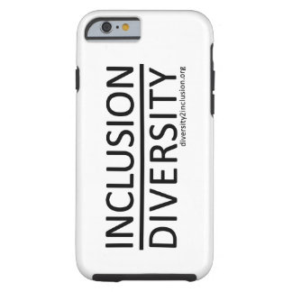 Inclusion Over Diversity iPhone 6 case