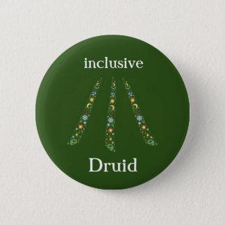 inclusive Druid 2 Inch Round Button