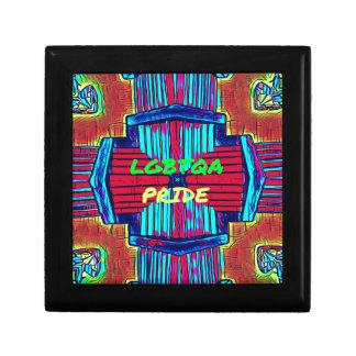 Inclusive 'LGBTQA PRIDE 'Rainbow Spectrum Gift Box
