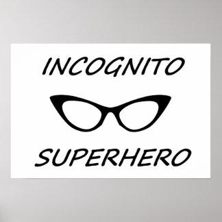Incognito Superhero 05B Poster