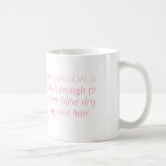 Income Goals Mug