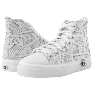 Income Tax Forms High Tops