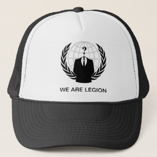 Incoming goods of acres Legion CAP! Trucker Hat