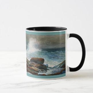 Incoming Tide, Scarborough, Maine Mug