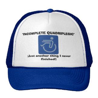 Incomplete Quad Hat