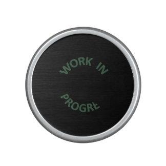 Incomplete Work in Progress Bluetooth Speaker