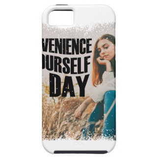 Inconvenience Yourself Day - Appreciation Day iPhone 5 Cover