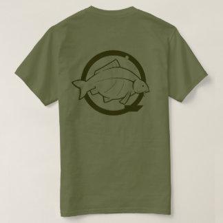 incQbait 'Carp Q' logo T-Shirt