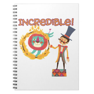 Incredible Circus Journal