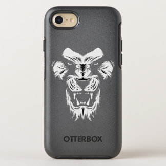 Incredible  iPhone 7 Symmetry Case In Lion Design