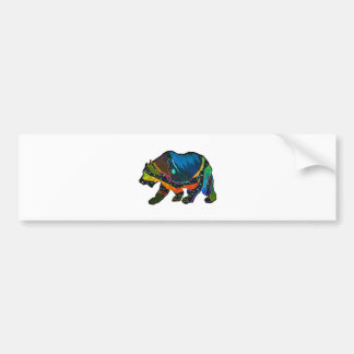 Incredible Journey Bumper Sticker