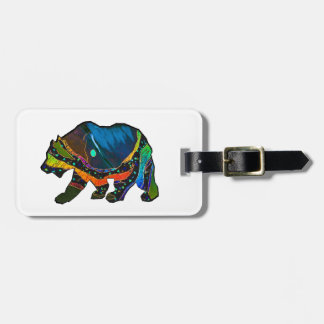 Incredible Journey Luggage Tag