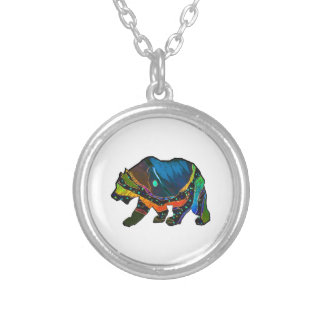 Incredible Journey Silver Plated Necklace
