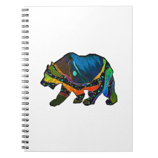 Incredible Journey Spiral Notebook