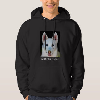 Incredible Siberian Husky Hoodie