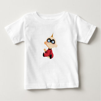 Incredibles Jack-Jack baby sitting Disney Baby T-Shirt