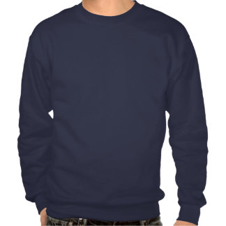 incredulous dont touch me pullover sweatshirt