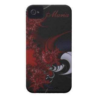 Independence abstract  fractal Custom iPhone4 case