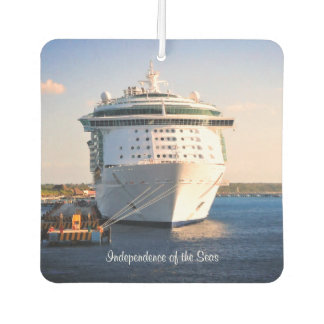 Independence at Cozumel Car Air Freshener