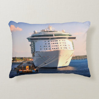 Independence at Cozumel Decorative Pillow