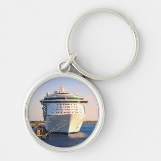 Independence at Cozumel Keychain