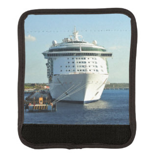 Independence at Cozumel Luggage Handle Wrap