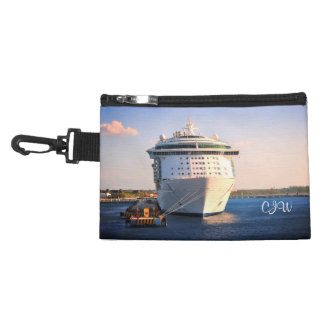 Independence at Cozumel Monogrammed Accessory Bag