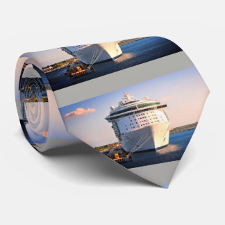 Independence at Cozumel Stripe Tie