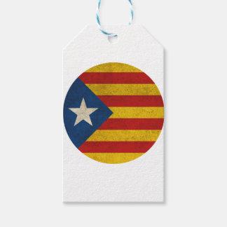 Independence Catalonia Lliure Estelada Gift Tags