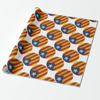 Independence Catalonia Lliure Estelada Wrapping Paper