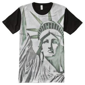 independence day All-Over-Print T-Shirt