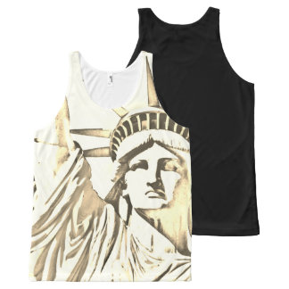 independence day All-Over-Print tank top