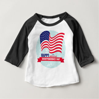 Independence-Day Baby T-Shirt