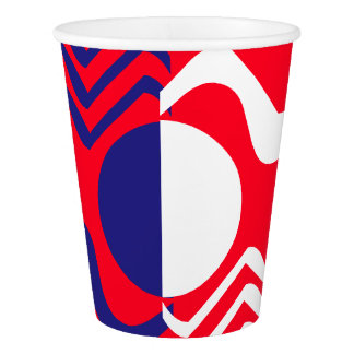 Independence Day BBQ 4Cecilia Paper Cup