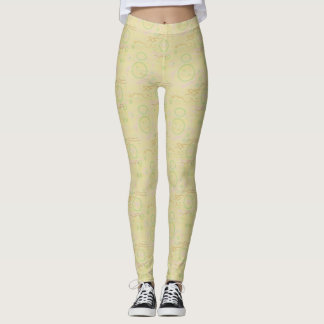 Independence Day Carmel Paper Leggings