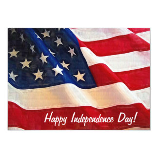 Independence Day Celebrations July 4th Card