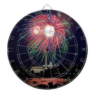 Independence-Day Dartboard