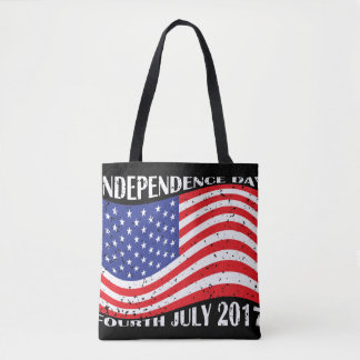 Independence Day & Fourth July 2017 Tote Bag