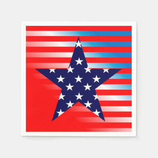 Independence Day Napkin