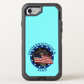 Independence Day OtterBox Defender iPhone 8/7 Case