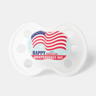 Independence-Day Pacifier