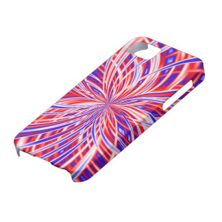 Independence Day Red White & Blue Patriotic Fourth iPhone 5 Covers