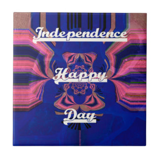 Independence Day Tile
