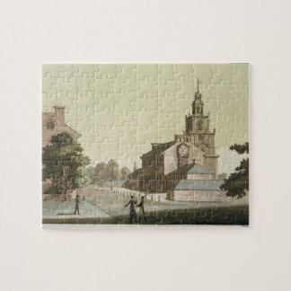 Independence Hall, Philadelphia, Pennsylvania, fro Jigsaw Puzzle