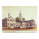 Independence Hall, Philadelphia Postcard