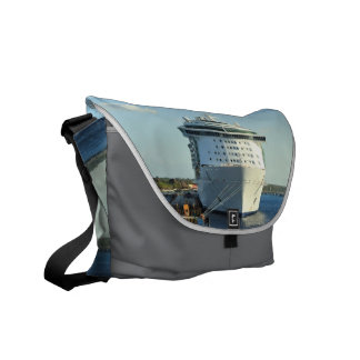 Independence in Cozumel Courier Bag