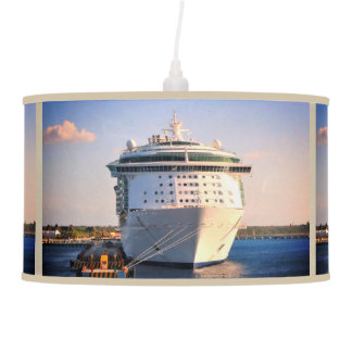 Independence in Cozumel Pendant Lamp